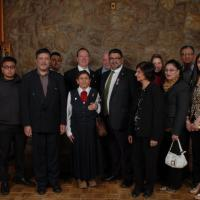 Iqbal (Nick) Mawani of Go Natural Canada awarded Queen Elizabeth II Diamond Jubilee Medal