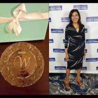 Anar Simpson honoured with Silicon Valley Women of Influence Award 2017