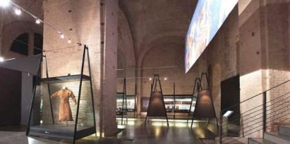 """Splendori a Corte,"" an exhibition of rare art and manuscripts from the Aga Khan Museum collections shown at the Palazzo della Pilotta in Parma. Photo: Roberto Ricci"