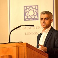 Mayor of London, Sadiq Khan visits Ismaili Centre