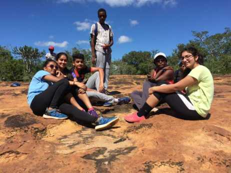 Tabreek Somani shares her experience of the TSAVO trip and her future plans