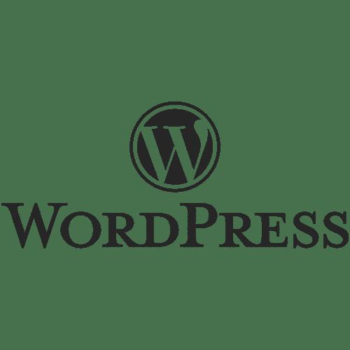 WordPress-logo-greyscale