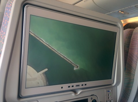 Kamera bawah pesawat