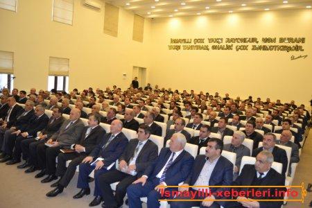 """2015-ci il """"Kənd Təsərrüfatı ili"""" elan edilib"""