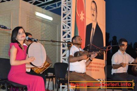 Beynəlxalq gənclər günündə konsert