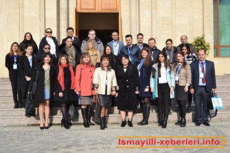 İsmayıllıda Beynəlxalq Gənclər Forumu
