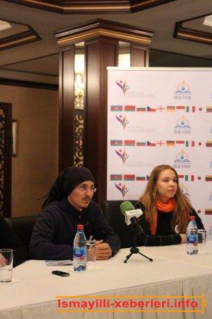 Beynəlxalq Multikulturalizm qış məktəbi iştirakçılarının təəssürütları