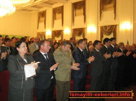 İsmayıllılar Prezident və Ali Baş Komandanın sərəncam və əmrlərinin icrasına səfərbərdirlər