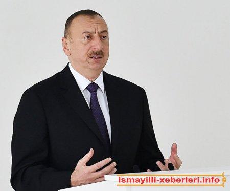 Prezident İlham Əliyev Azərbaycan xalqını Ramazan bayramı münasibətilə təbrik edib