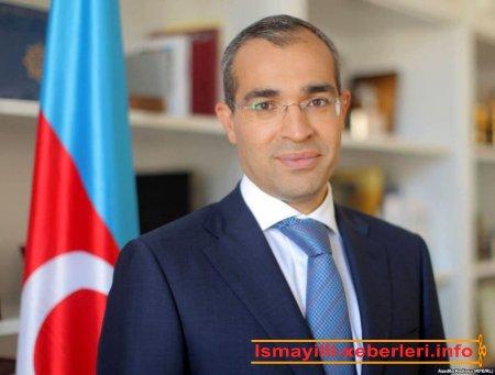 İsmayıllı Rayon İcra Hakimiyyətinin başçısı cənab Mirdaməd Sadıqova
