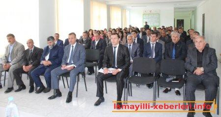 """""""Heydər Əliyev idarəetmə məktəbi""""nin məşğələləri"""