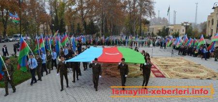 Dövlət Bayrağı və Konstitusiya günü