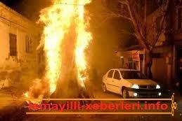 Novruz bayramında yanğın təhlükəsizliyi qaydalarına ciddi əməl olunmalıdır