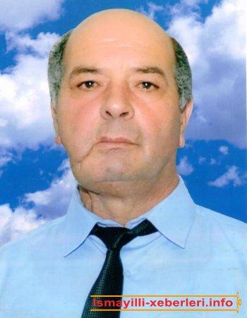 Qasımov Firdovsi Əsgər oğlu