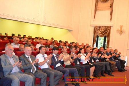 Cümhuriyyətin 100 illiyinə həsr olunmuş möhtəşəm tədbir