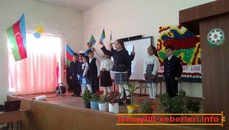 Dövlət Bayrağının 100 illiyi qeyd olunub