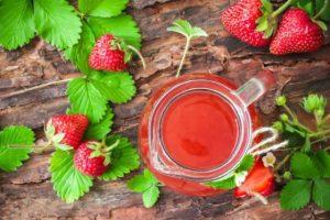 hammaste valgendus maasikamahl