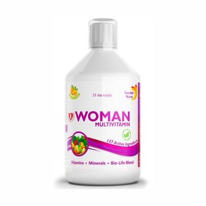 naiste vitamiinid