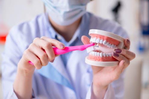 hammaste puhastamine