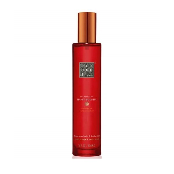 Rituals Ritual of Happy Buddha juuste ja keha sprei 50ml