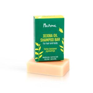 nurme tahke šampoon jojobaõliga