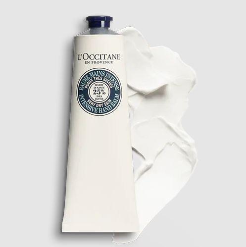 L'Occitane intensive hand cream - kätekreem sheavõiga 150ml