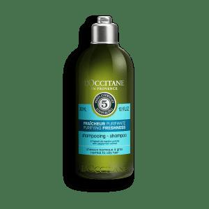 L'Occitane purifying freshness šampoon 300ml