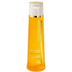 collistar õli šampoon