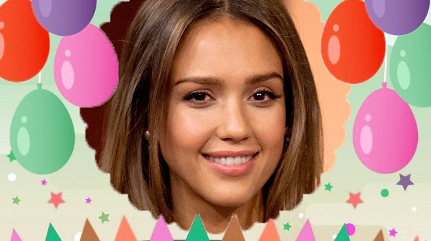 April 28 – Jessica Alba gets a weekend worrier