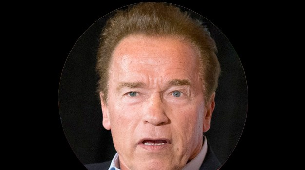 July 30 – Arnold Schwarzenegger gets a muggy inventory