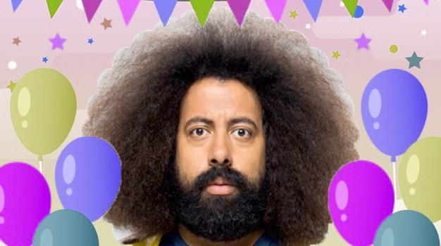 March 23 – Reggie Watts becomes a podcastellan
