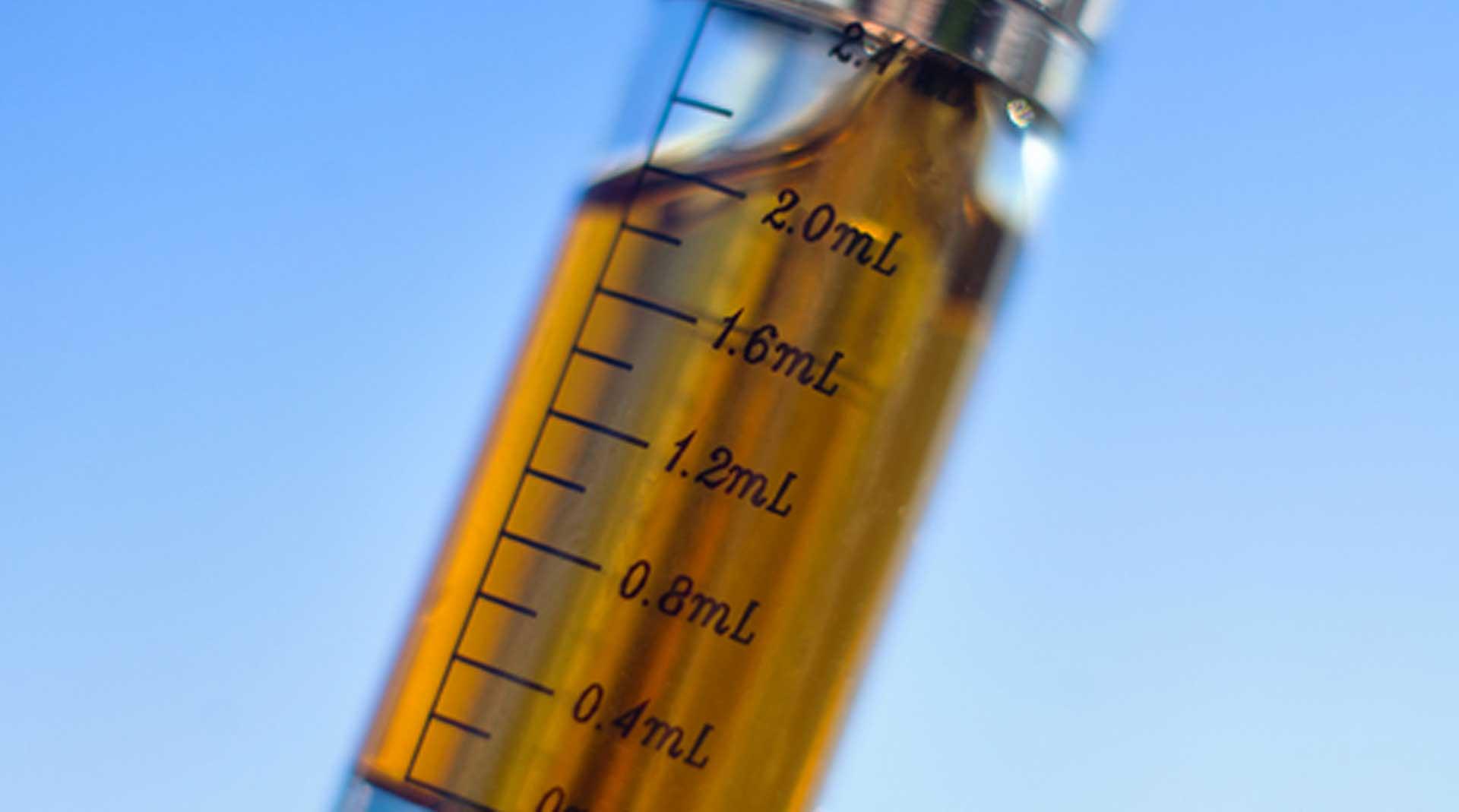 Cannabis E Liquid Guide - ISMOKE