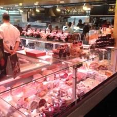 Boqueria Market Las Ramblas
