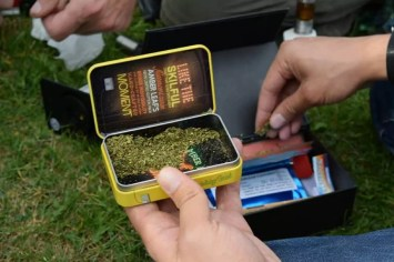 ISMOKE Rolling with Hemp instead of Tobacco