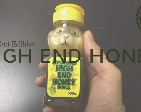 High End Edibles Cannabis Honey Review