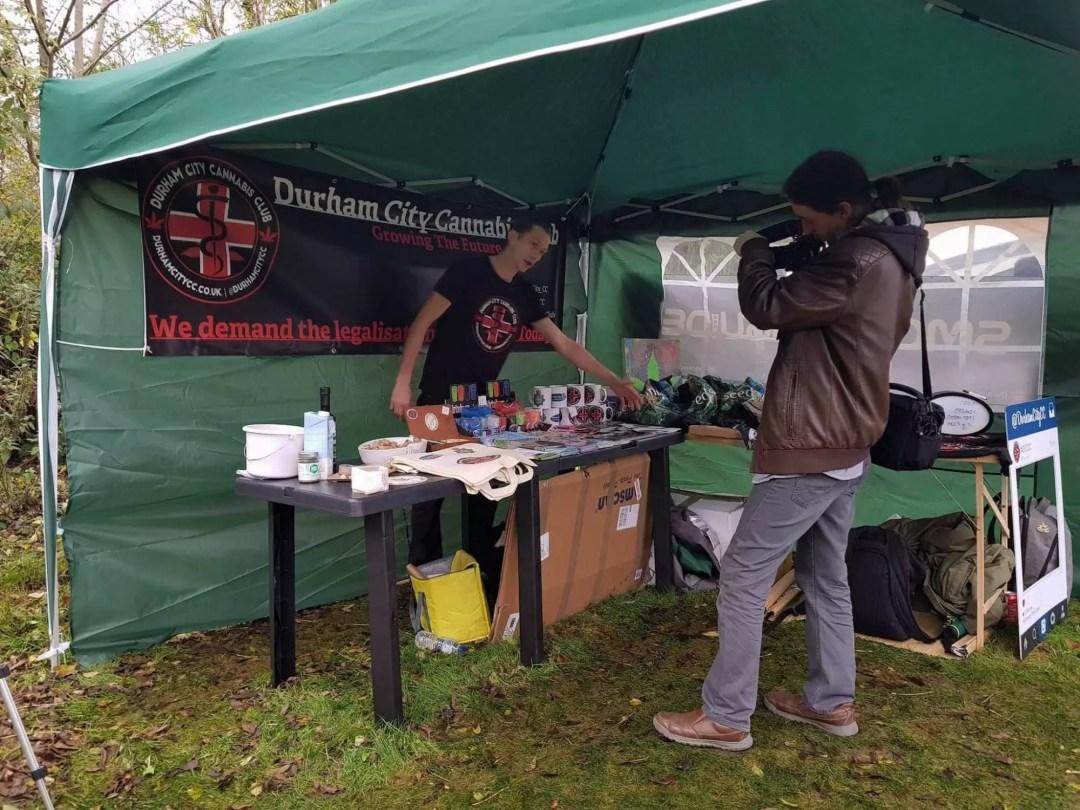 , Durham City Cannabis Club Autumn Session, ISMOKE
