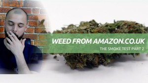 Buying Weed from amazon.co.uk - the smoke test part 2
