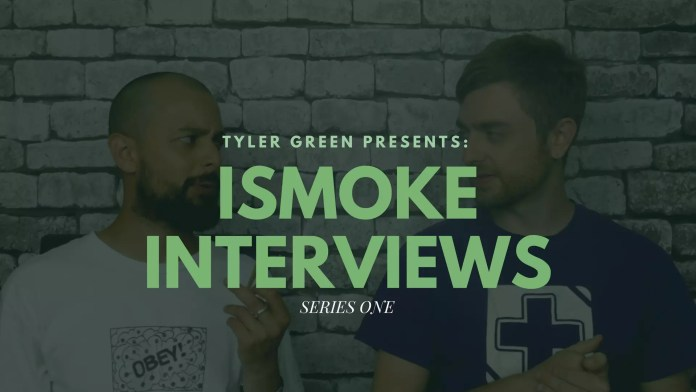 , ISMOKE Interviews Series 1
