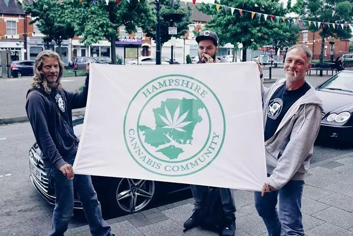 , Milton Keynes Cannabis Social Club drop-in event June 2018