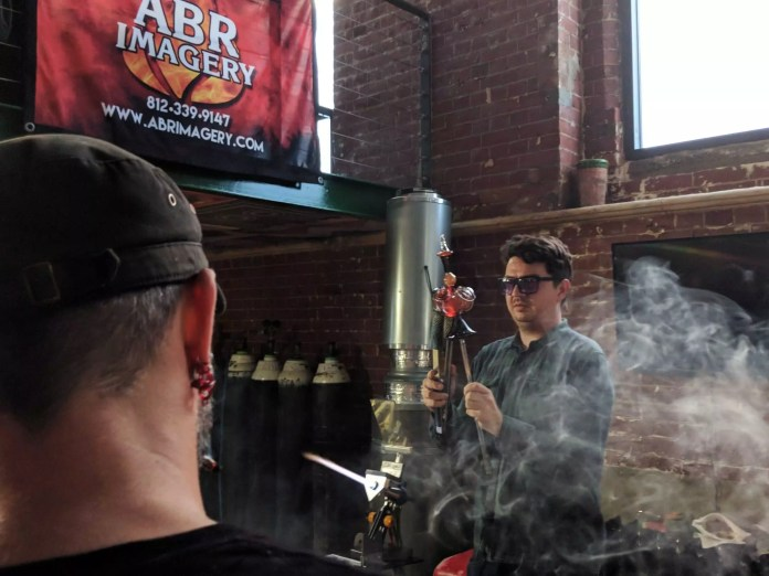 , We attended the European Flame Off – EFFO 2018