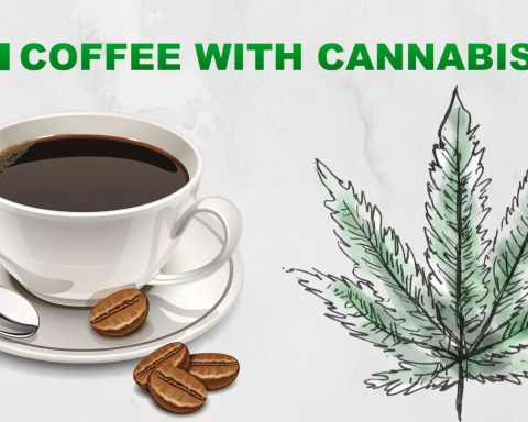 Coffee with Cannabis