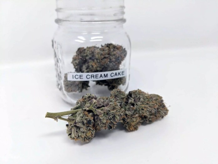 Ice Cream Cake, Ice Cream Cake (Seed Junky Genetics) Cannabis Strain Review & Information