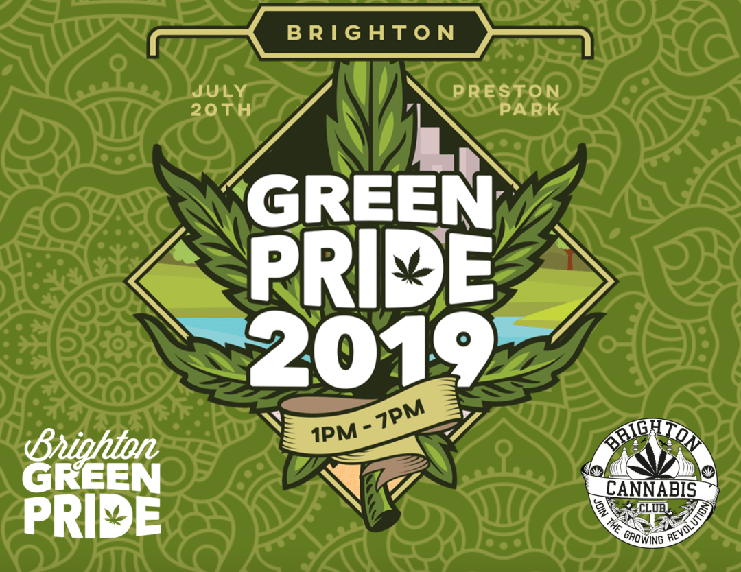 Green Pride 2019, I Spent the Day with the UK Cannabis Community at Green Pride 2019