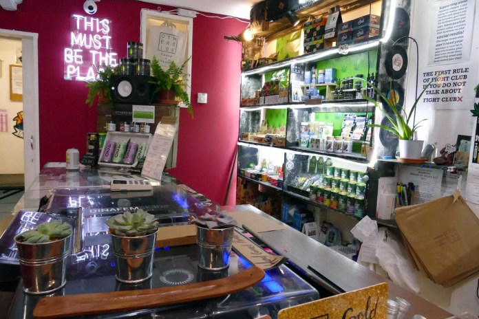 otherside, Meeting Otherside – London-based Cannabinoid Dispensary