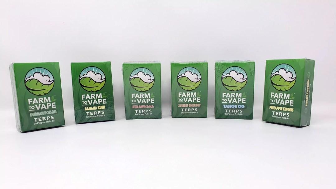 Farm To Vape, Making Cannabis E-Juice with Farm To Vape Liquidizer + Terpenes