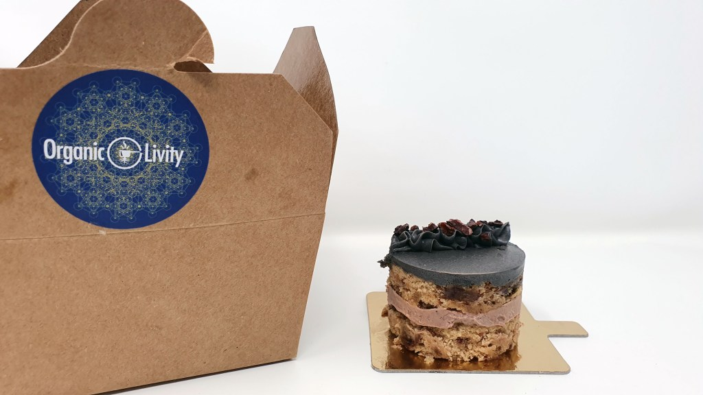 Trillionaire, Infused Indulgence: Trillionaire by Organic Livity Patisserie