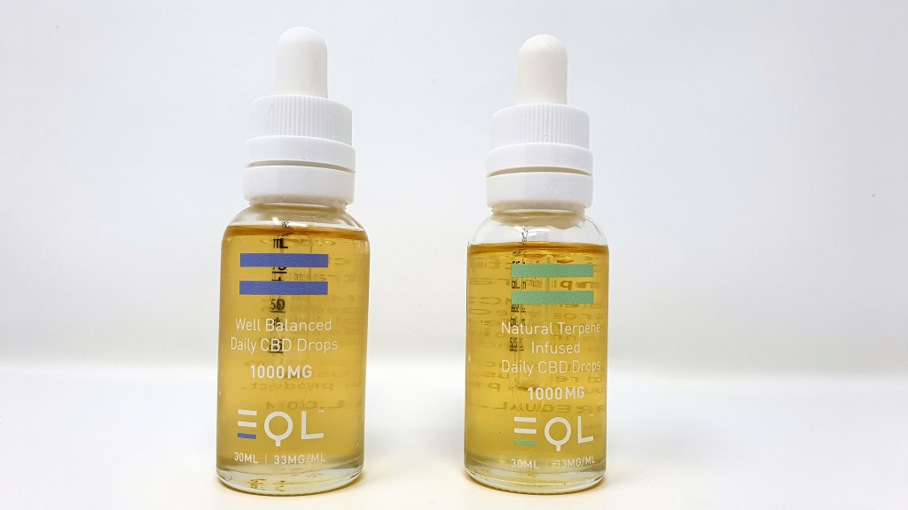 EQL CBD, EQL Terpene-Infused CBD Oil
