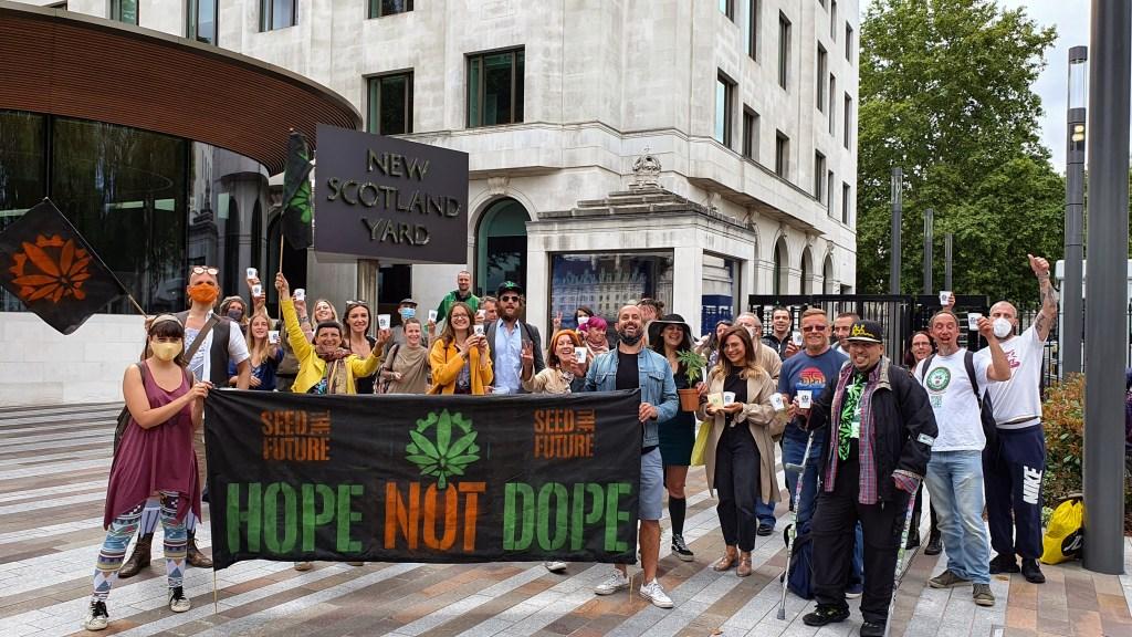 , Seed The Future UK Hemp Awareness Event