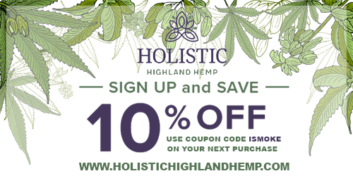 Holistic Highland Hemp CBD Oil, Paste and Capsules