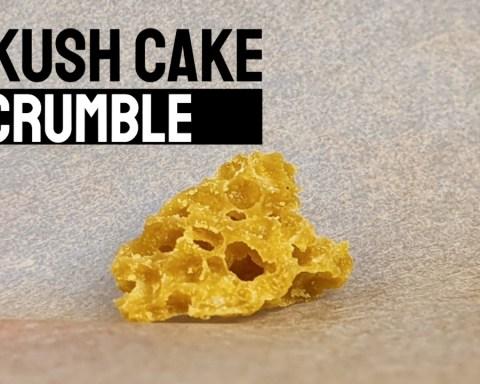 LA Kush Cake Crumble
